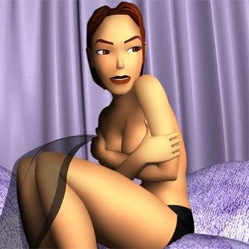 Lara Croft Nude Code 14