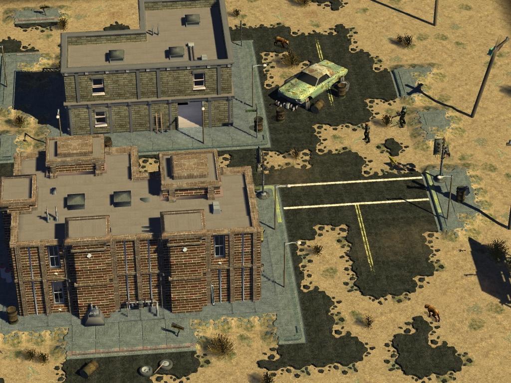 Fallout 3 Exterior Screenshot