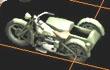 Motorcycle + sidecar?
