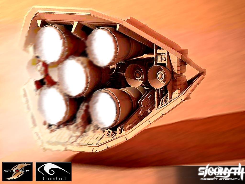Sigonyth: Space ship