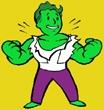 Hulk Vault Boy 2