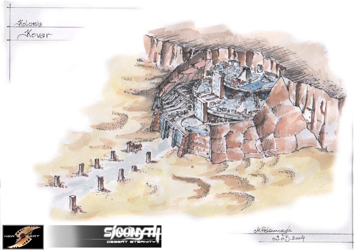 Kovar Colony