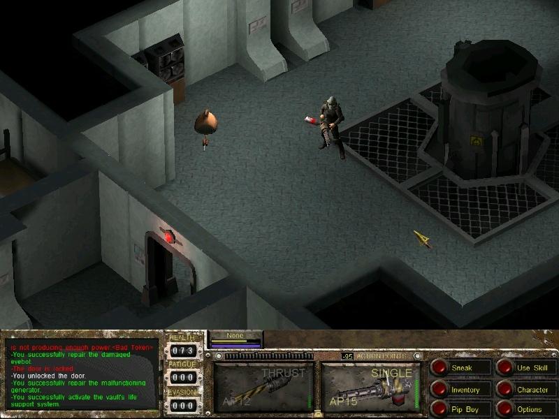 Fallout 3/Van Buren Screenshot