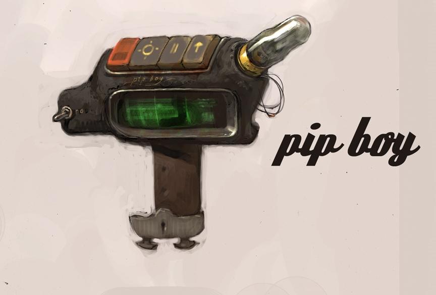 Pipboy 3000 2