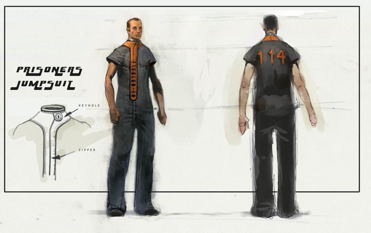 Prison Suit