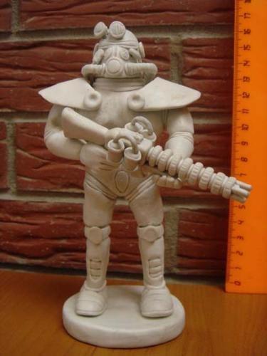 Clay Bos Soldier 2