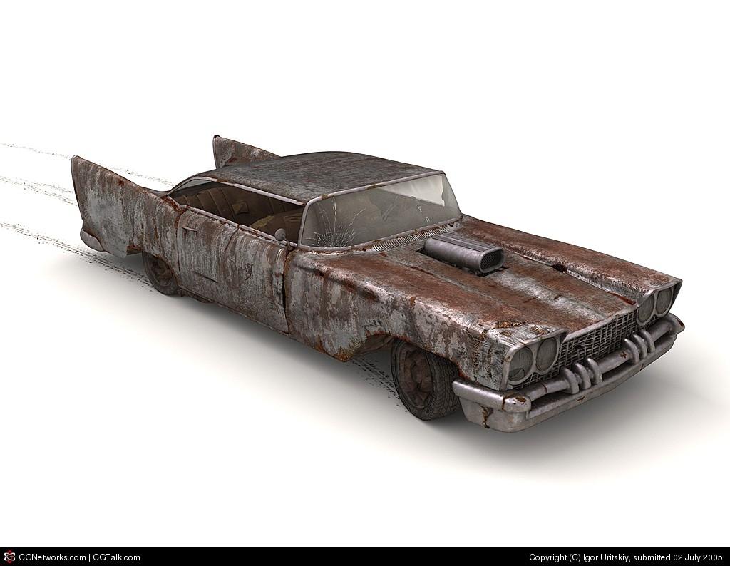 Chrysalis Motors Highwayman