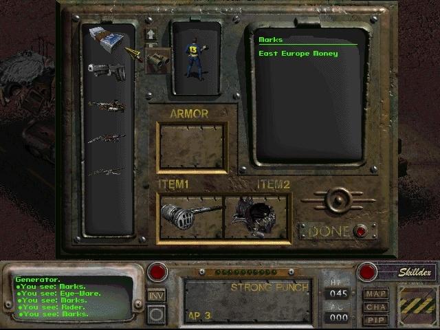 L.I.M.O.N. Mod Screen #3