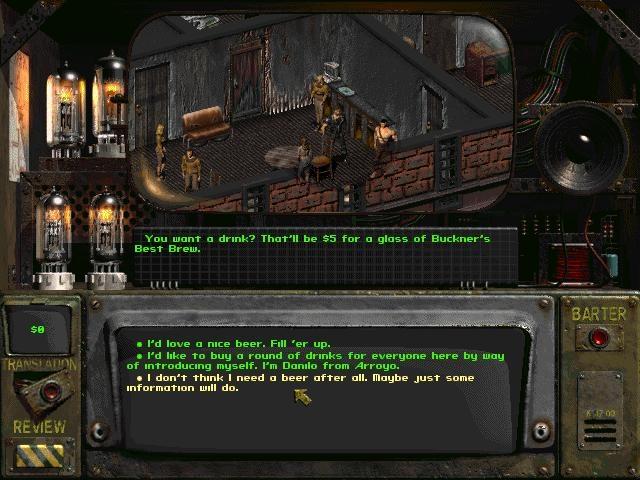 L.I.M.O.N. Mod dialogue screenshot