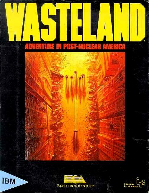 Wasteland Box Art