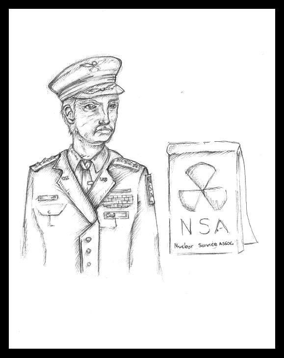 Nuclear Service Associate