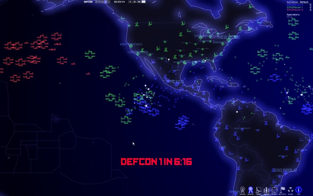DEFCON screenshot #8