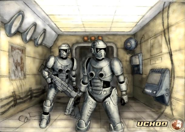 Outcome CA - Hi-Tech Soldiers