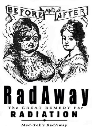 Med-Tek's RadAway
