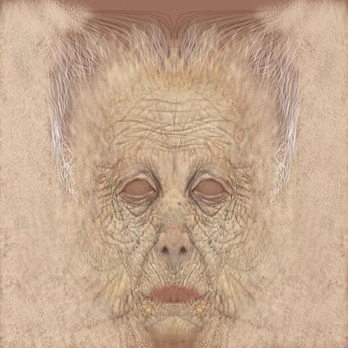 Tandi Face Texture