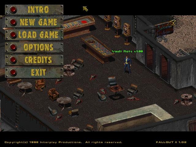 Fallout 2: Vault Rats