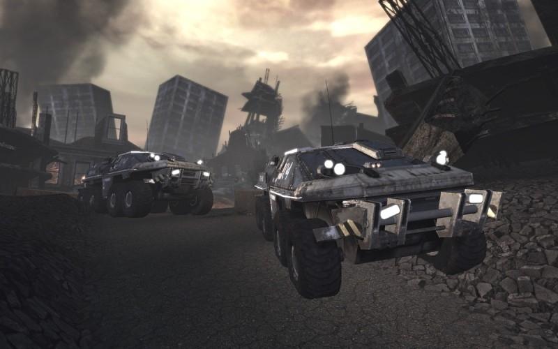 Warmonger screenshot
