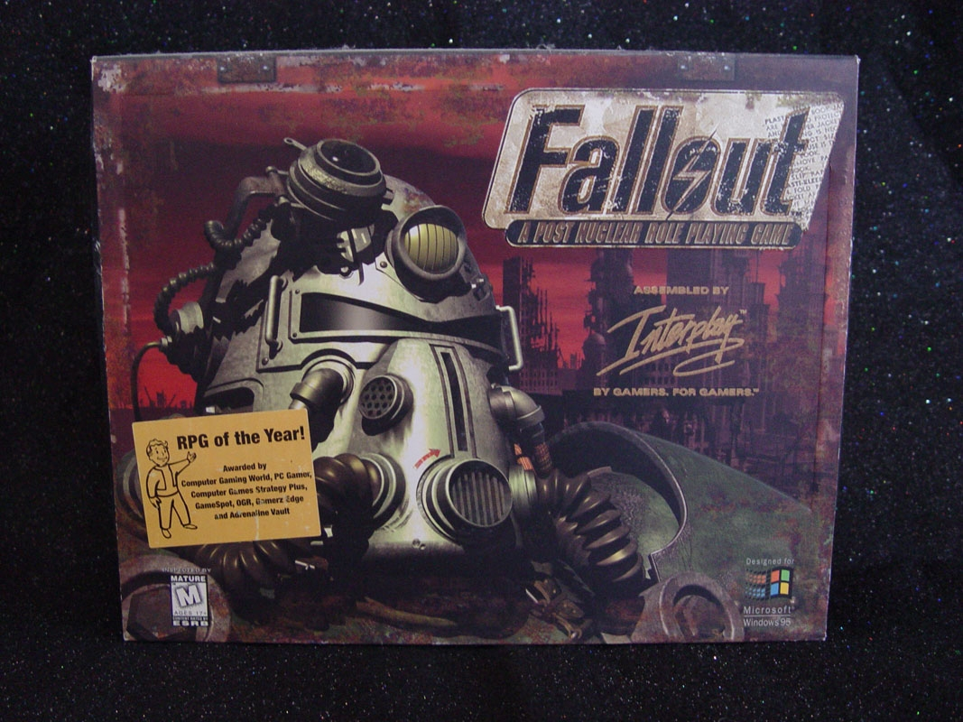 Fallout RPG of the year box