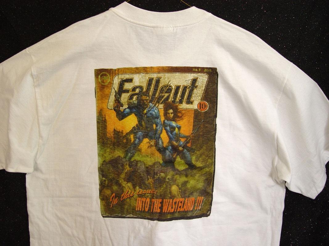 Fallout Shirt 2 Back