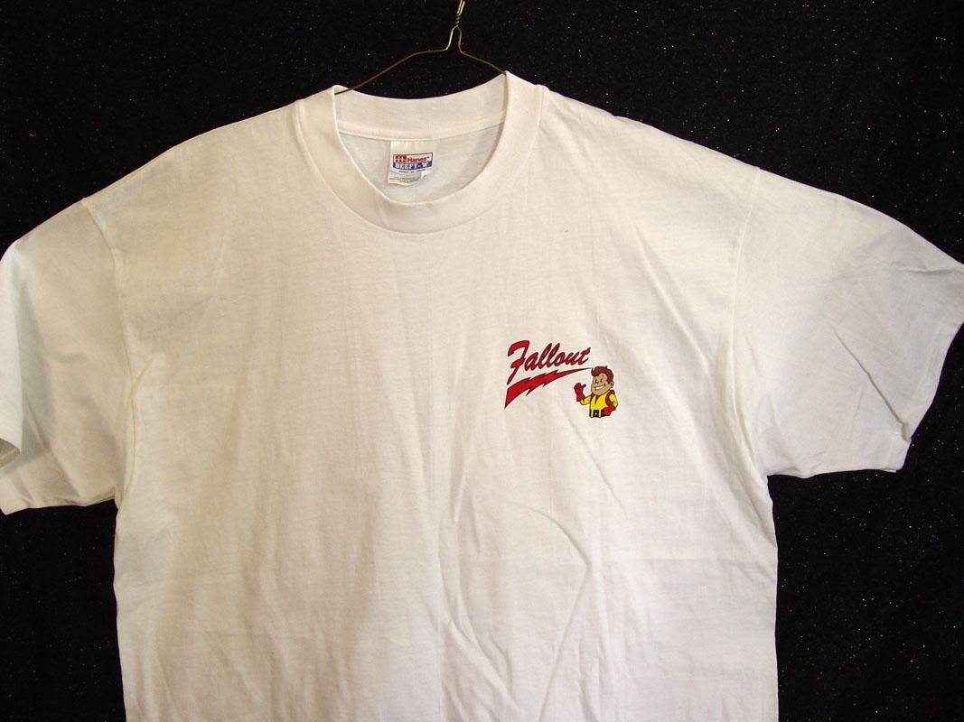 Fallout Shirt 2 Front