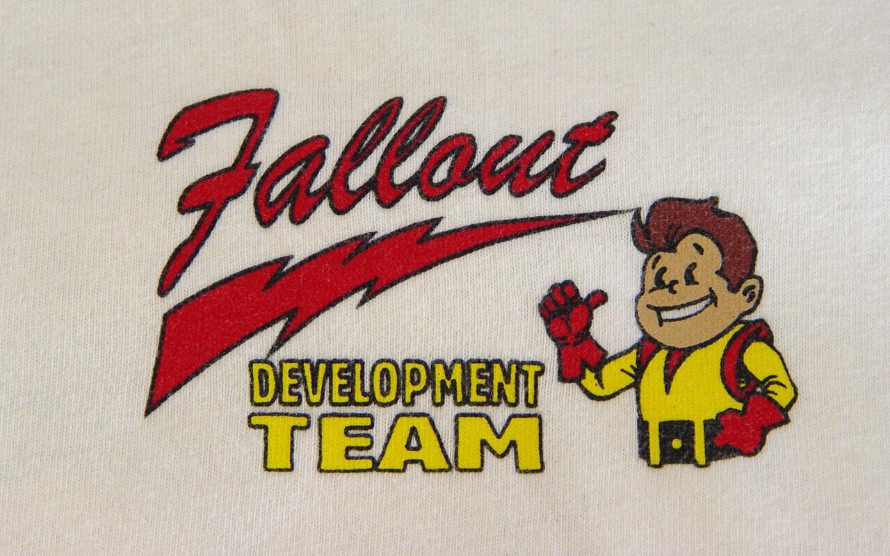 Fallout Shirt 2 Front Dev Version