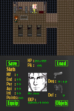 Fallout Europa Screenshot 1