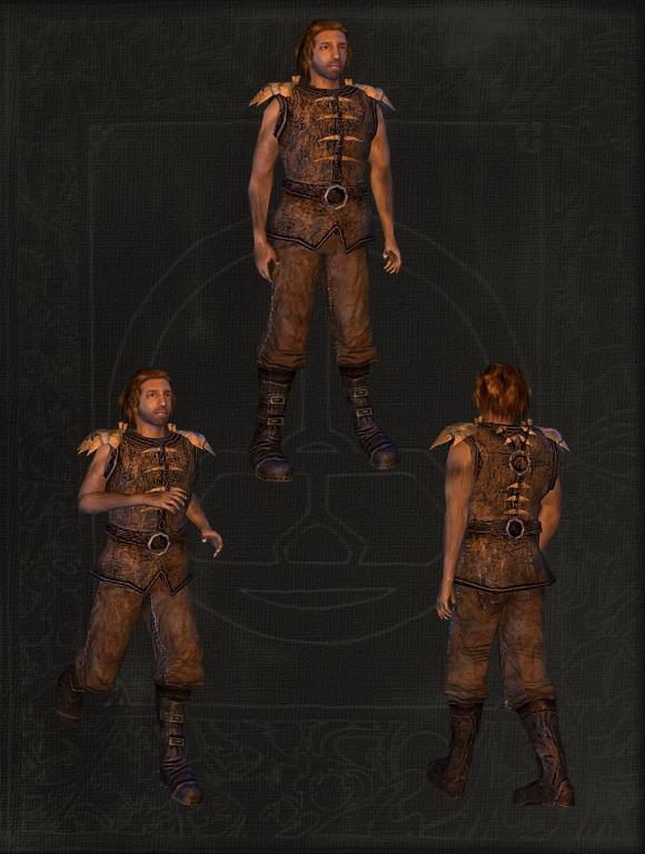 New Dawn Hero Render 3