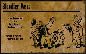 Bloodier Mess