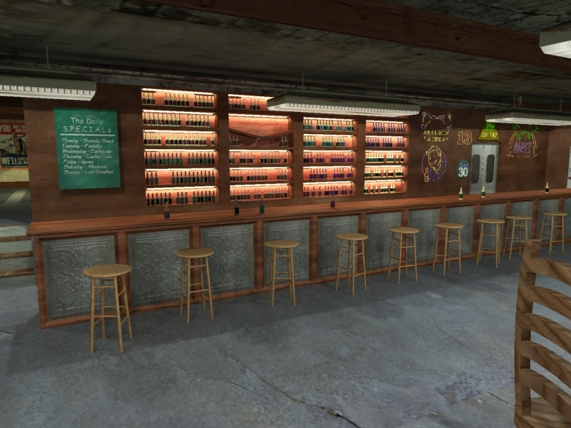 The Bomb Shelter Bar and Grill 2
