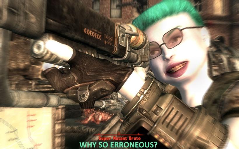 Why so erroneous?