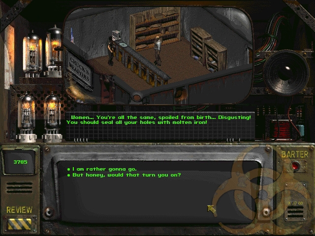Fallout 1.5 Resurrection screenshot