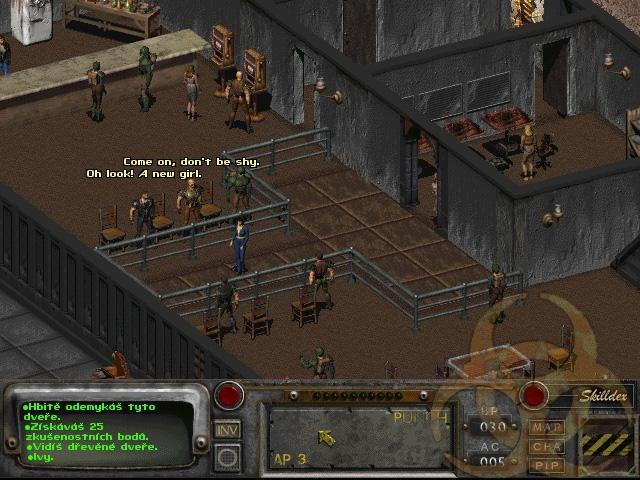 Fallout 1.5 Resurrection screenshot