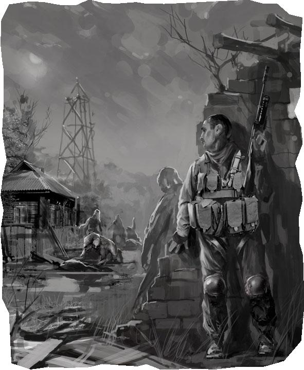 Stalker Concept Art 07