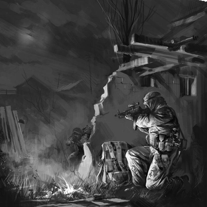 Stalker Concept Art 13