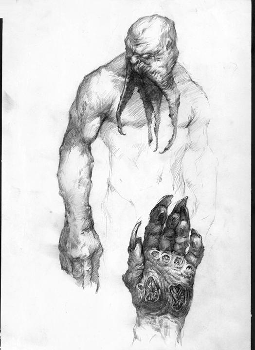Stalker Concept Art 16