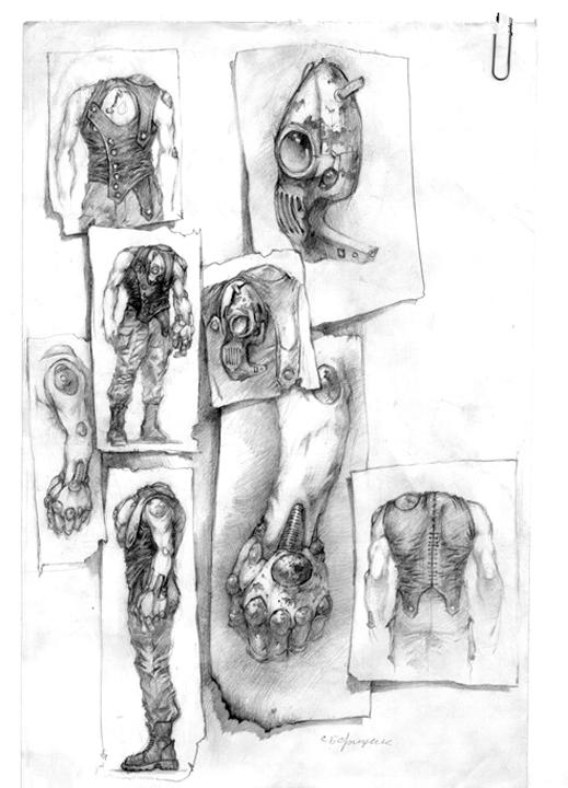 Stalker Concept Art 19