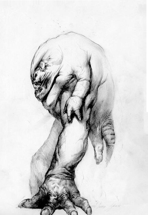 Stalker Concept Art 25