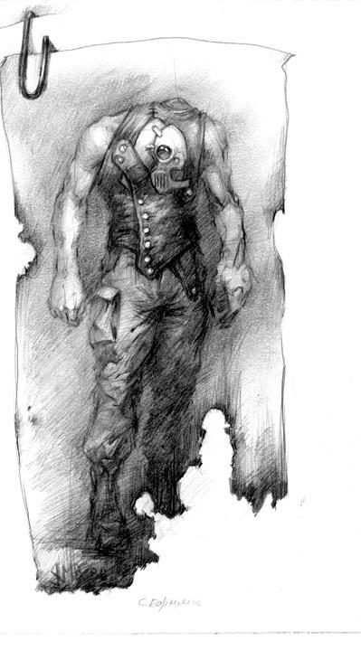 Stalker Concept Art 007