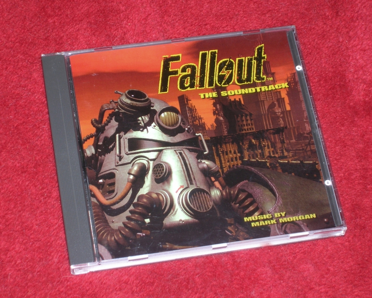 Fallout 1 Soundtrack