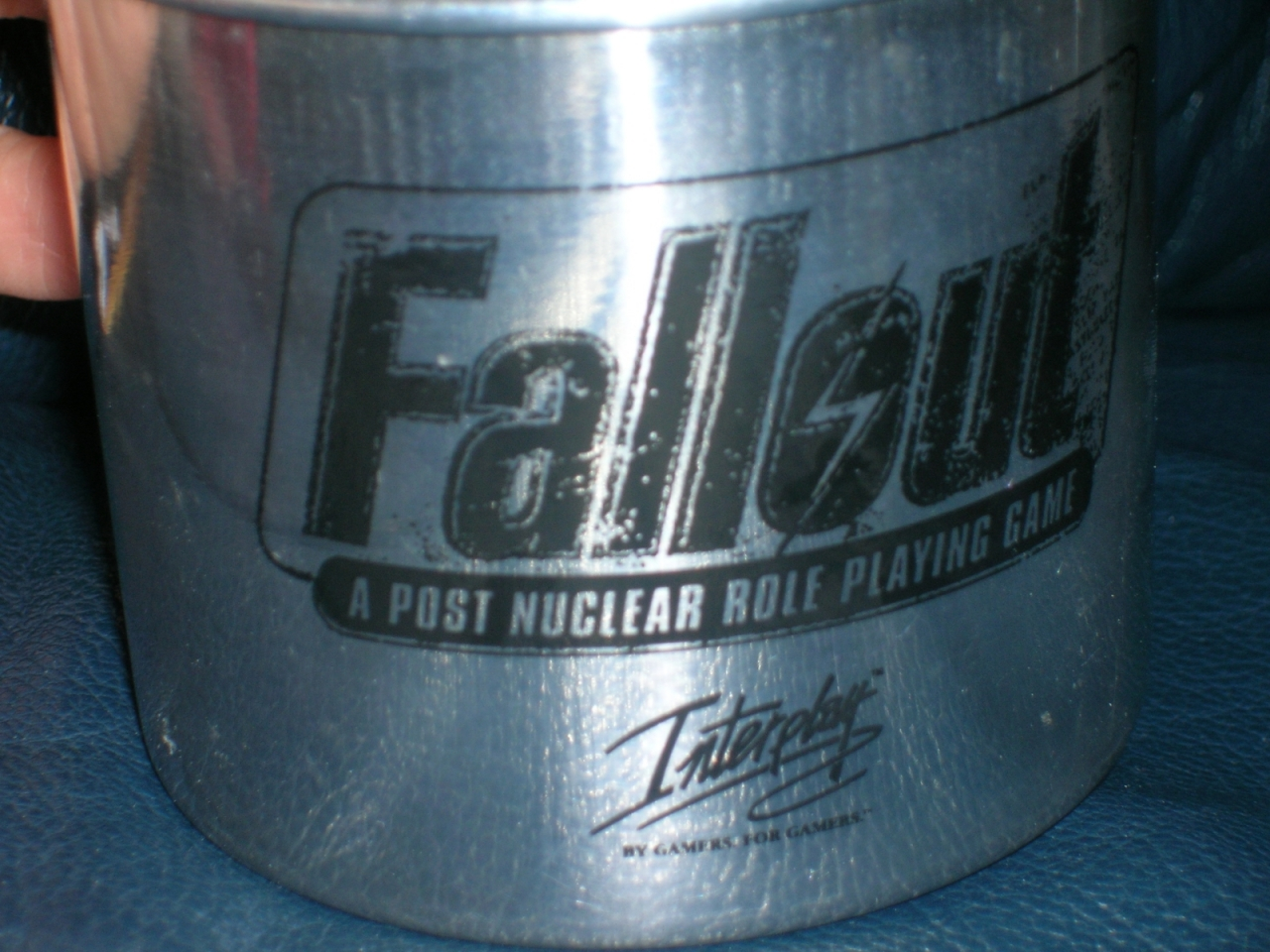Fallout 2 cup