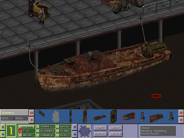 Submarine Mod