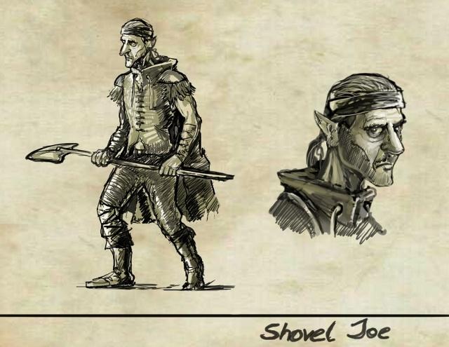Shovel Joe