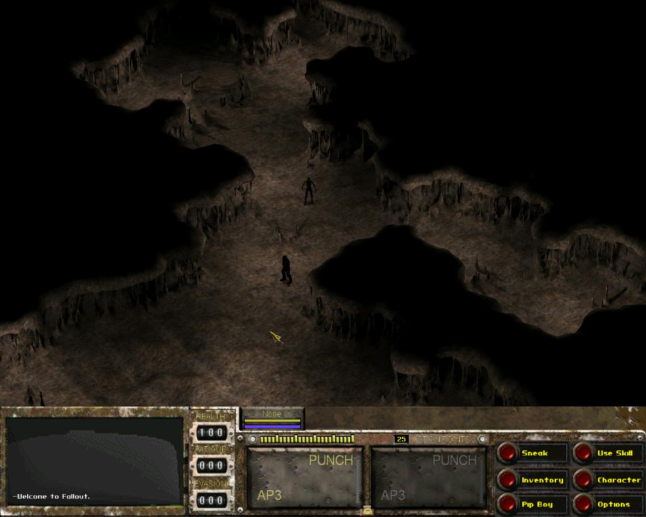 Van Buren Cave 1