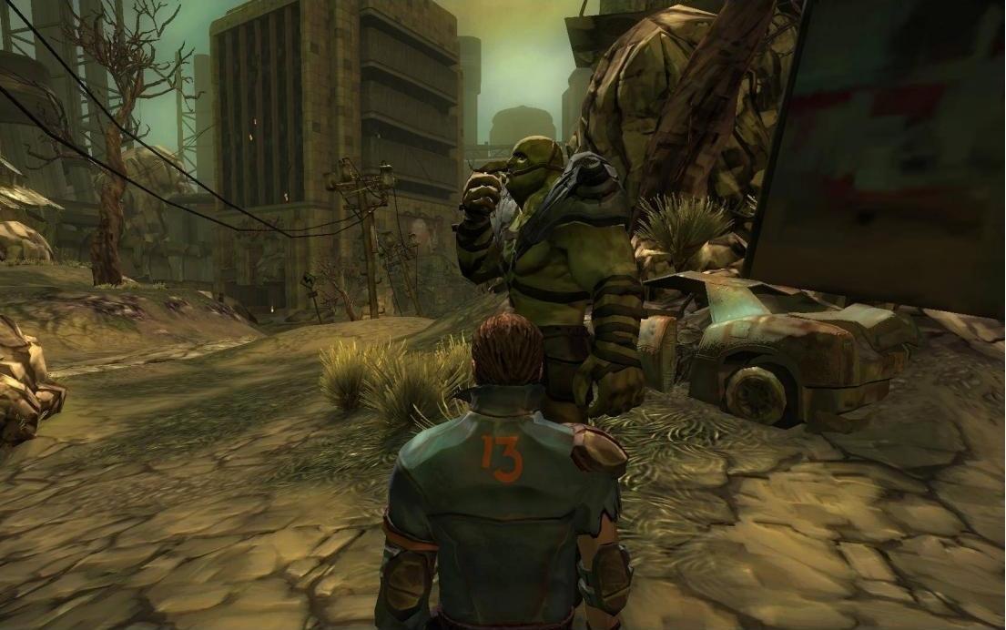 Project V13 Screenshot #1