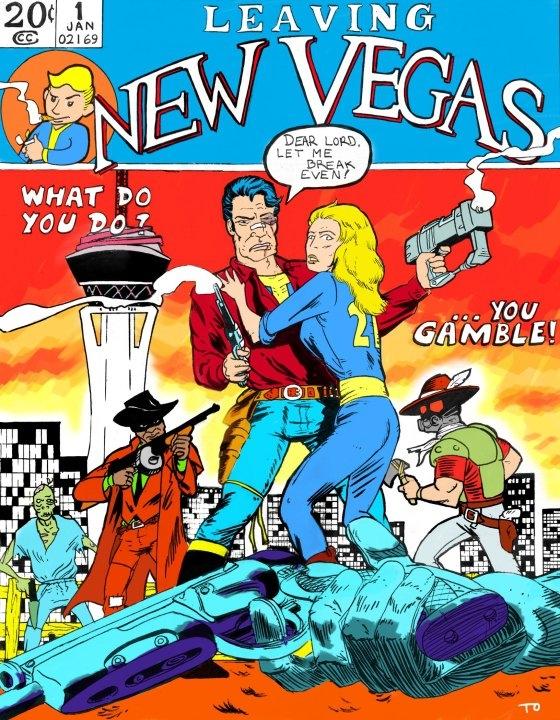 Leaving New Vegas