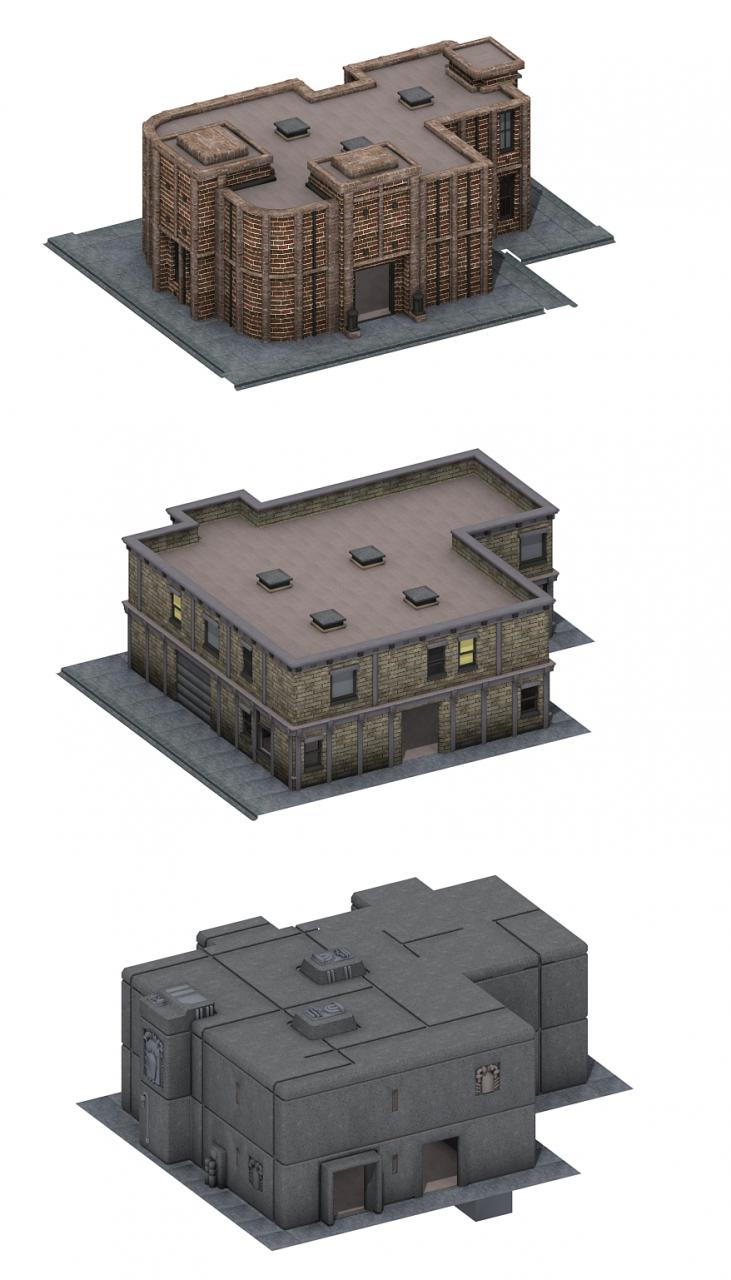 Van Buren Buildings Exported
