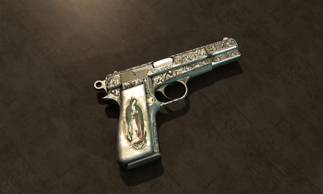 9mm pistol unique