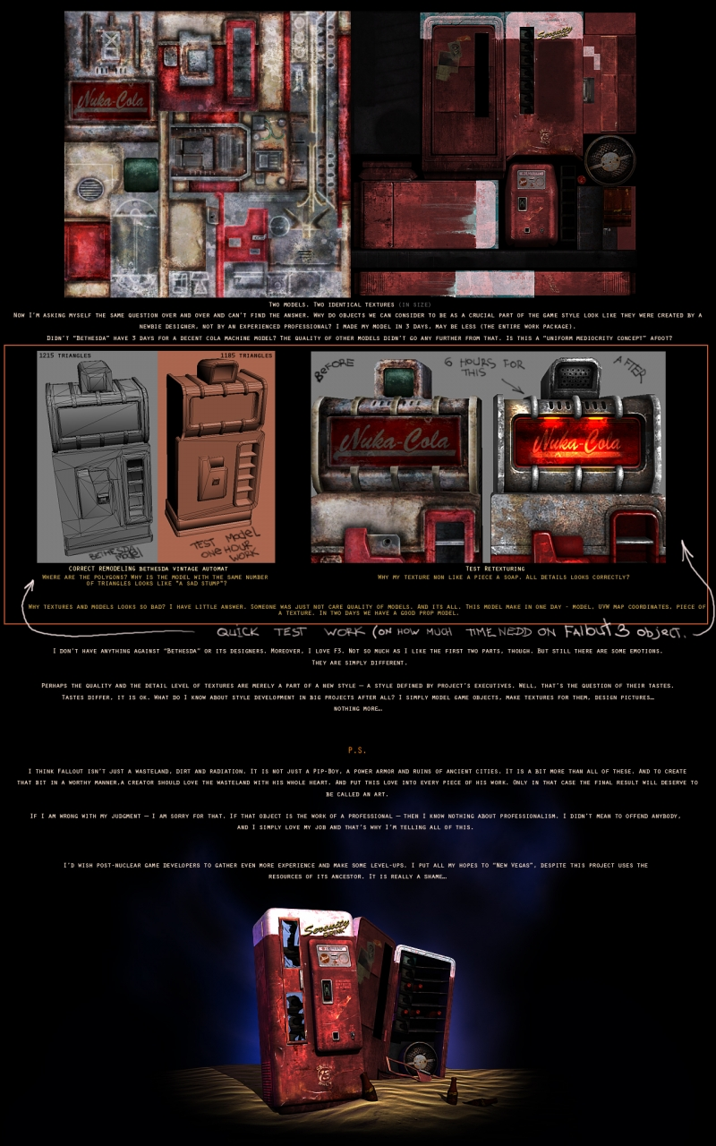 Vintage Drink Automat - part II