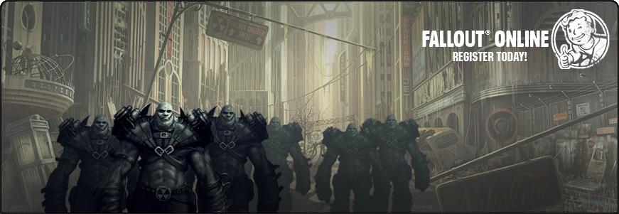 Fallout Online Banner