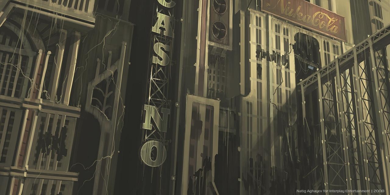 Fallout Online Concept Art